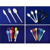 2. PS Disposable Plastic Cutlery