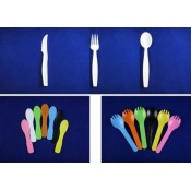 3. PP Disposable Plastic Cutlery