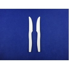 CPLA 160MM-K Biodegradable/Compostable Cutlery