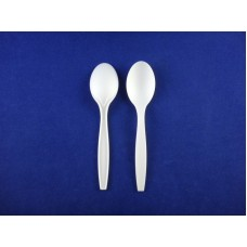 CPLA 160MM-S Biodegradable/Compostable Cutlery