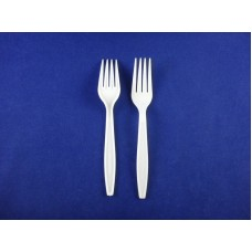 CPLA 170MM-F Biodegradable/Compostable Cutlery